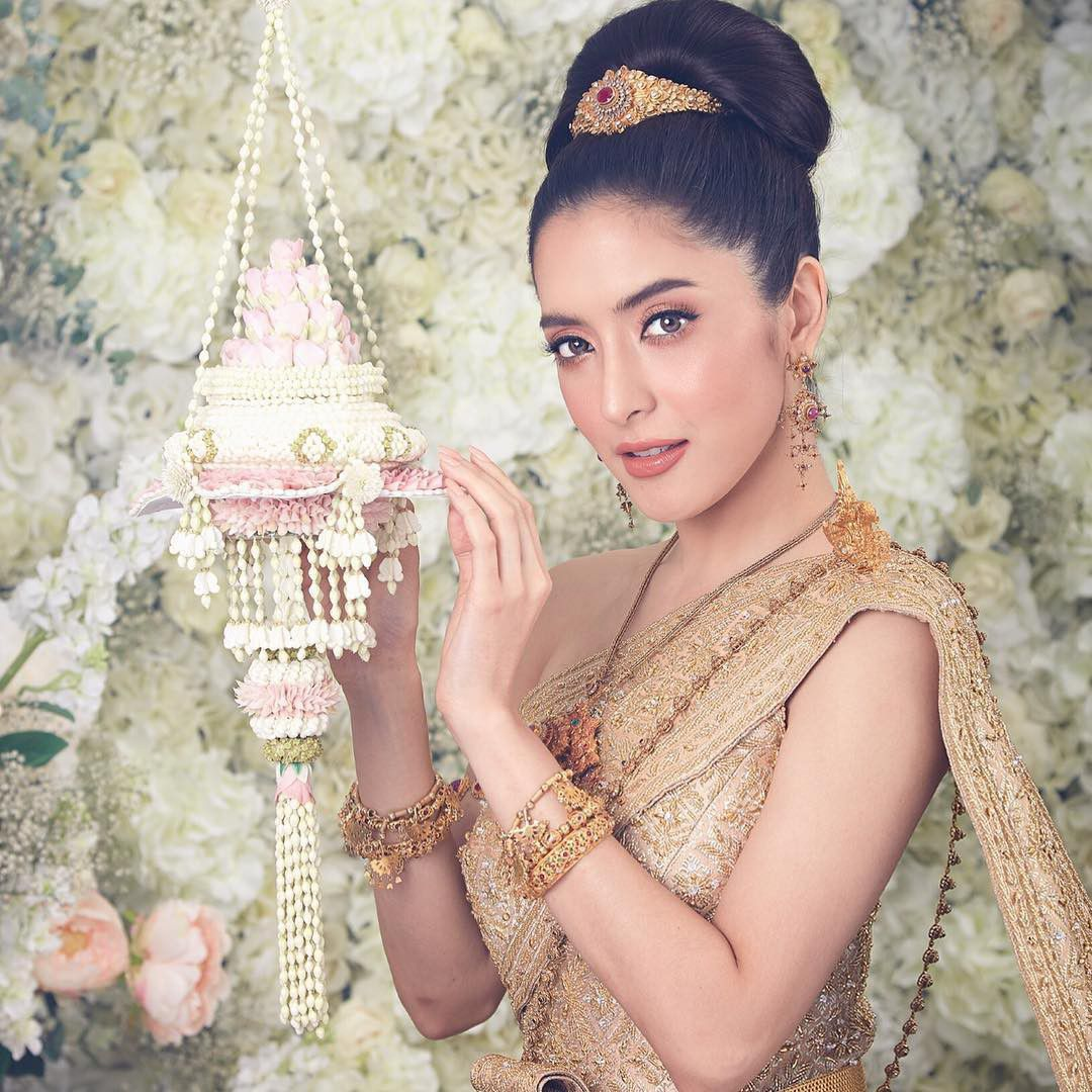 10 mỹ nhân Thái Lan sở hữu khung xương mặt ấn tượng và nổi bật nhất (18)