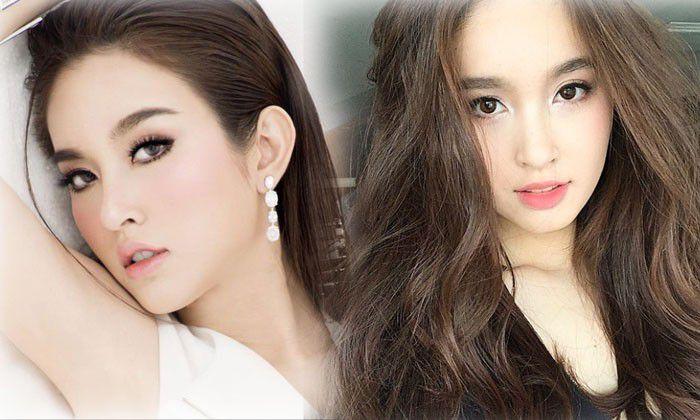 10 mỹ nhân Thái Lan sở hữu khung xương mặt ấn tượng và nổi bật nhất (7)
