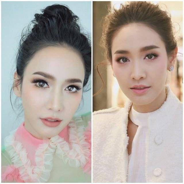 6 cặp sao đình đám Thái Lan sỡ hữu vẻ ngoài giống nhau đến ngỡ ngàng (16)