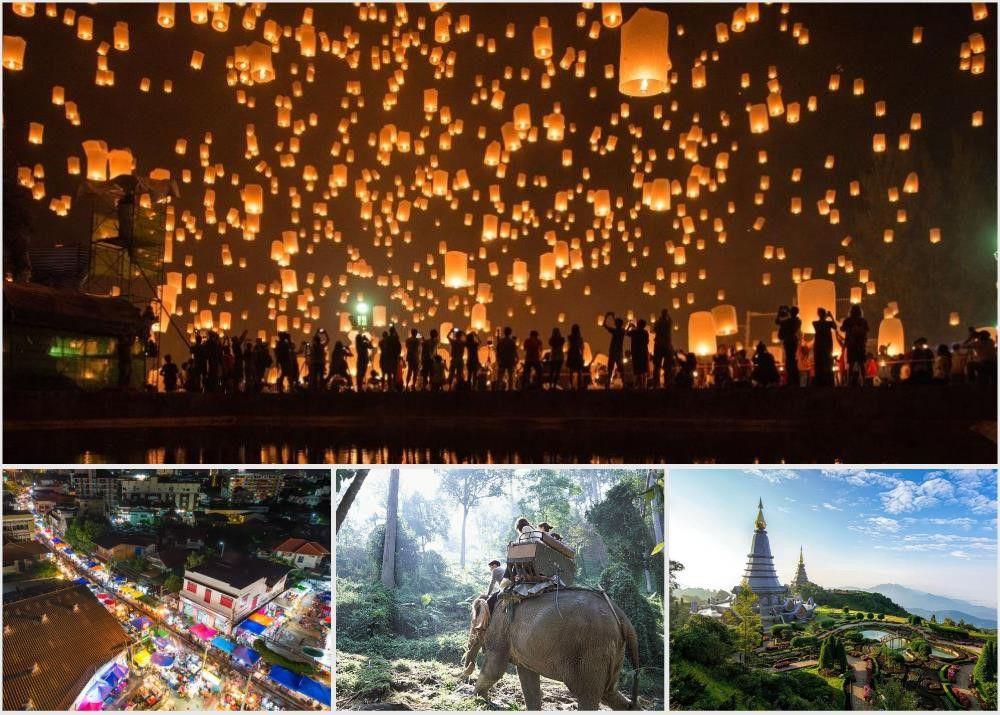 Chiang Mai (Thái Lan): Điểm đến yêu thích của những gia đình có con nhỏ (2)
