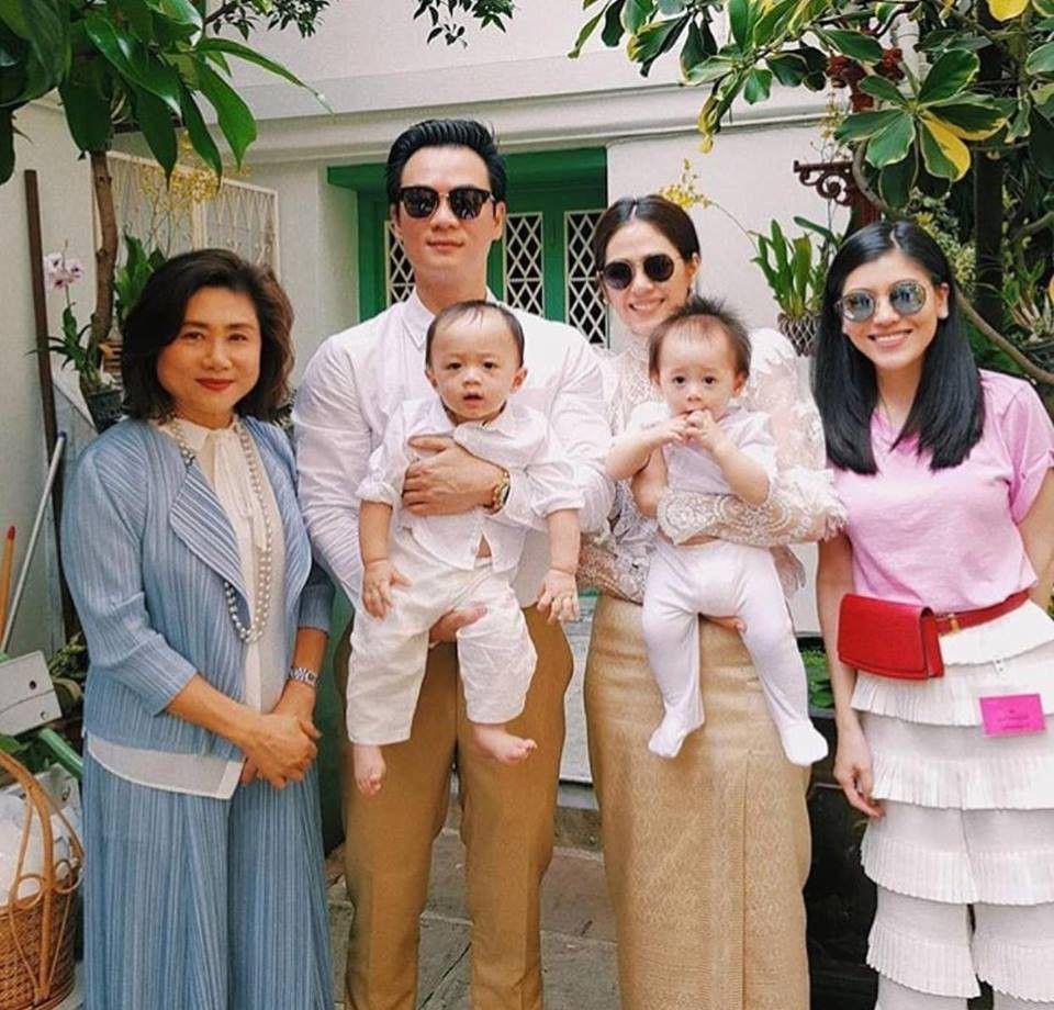 Cuộc đời như mơ của Chompoo Araya: Nhan sắc đỉnh cao, gia đình hoàn hảo (9)