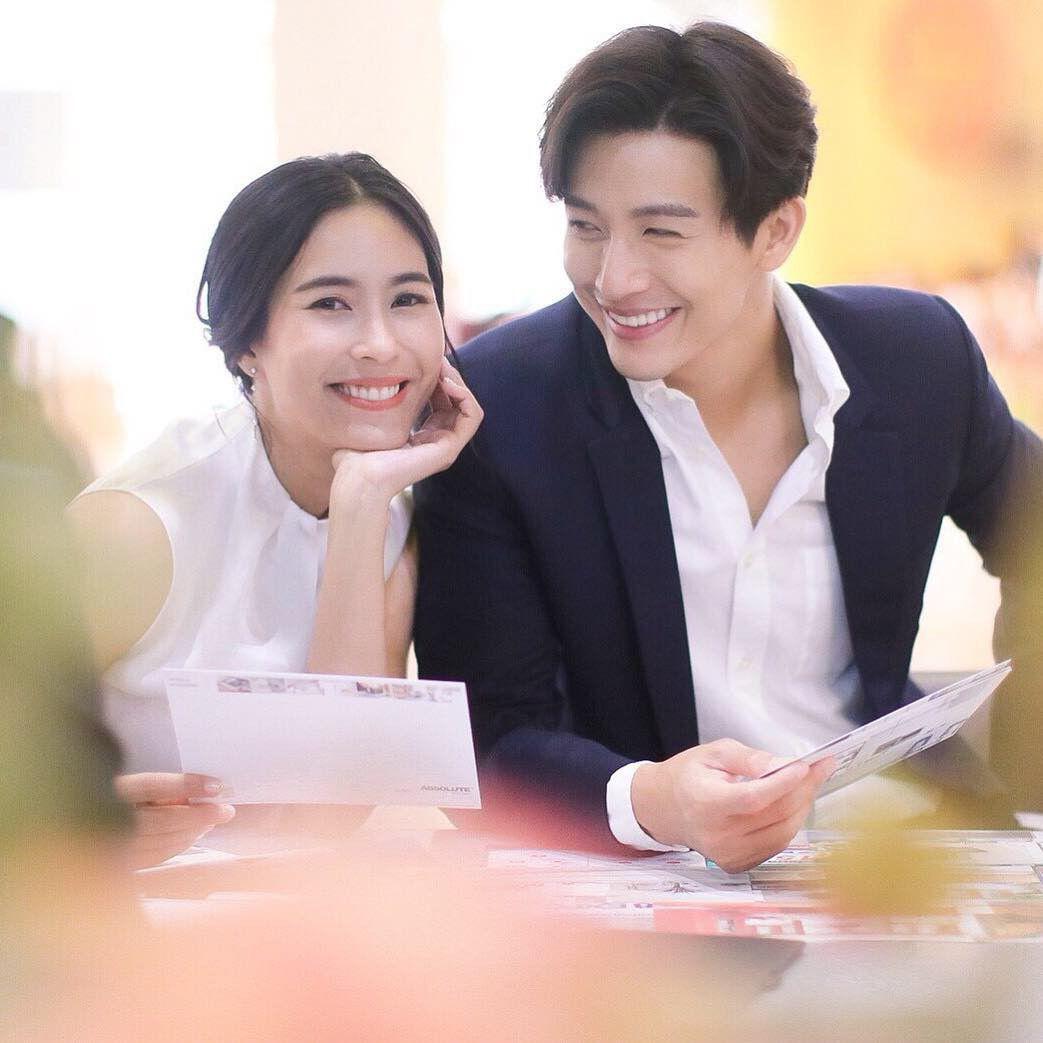 """Fan đặt dép hóng """"Sam Sam đến rồi"""" bản Thái bởi cặp đôi Push & Aom (17)"""
