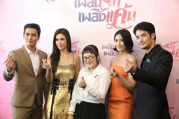 Hóng 4 phim Thái của đài CH3 năm 2019 do Broadcast Television sản xuất (1)