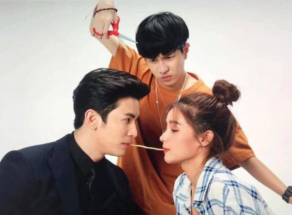 HOT: Hoàng tử ếch bản Thái do Vill Wannarot và Son Yuke đóng chính (1)