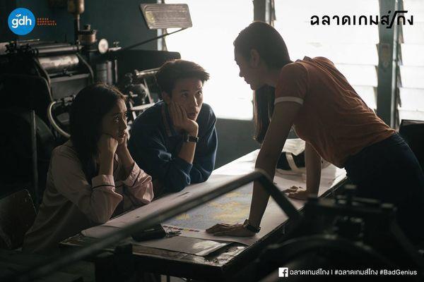 """HOT: Phim điện ảnh Thái Lan """"Bad Genius"""" sẽ được Hollywood remake (14)"""