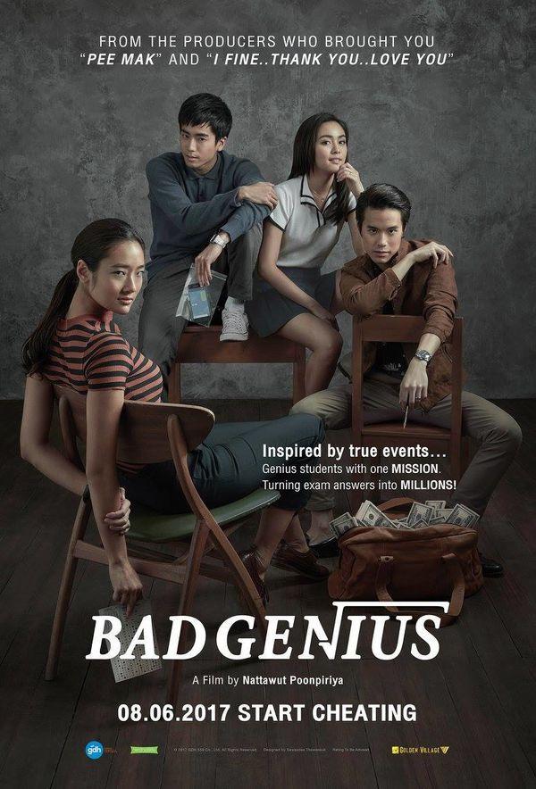 """HOT: Phim điện ảnh Thái Lan """"Bad Genius"""" sẽ được Hollywood remake (2)"""