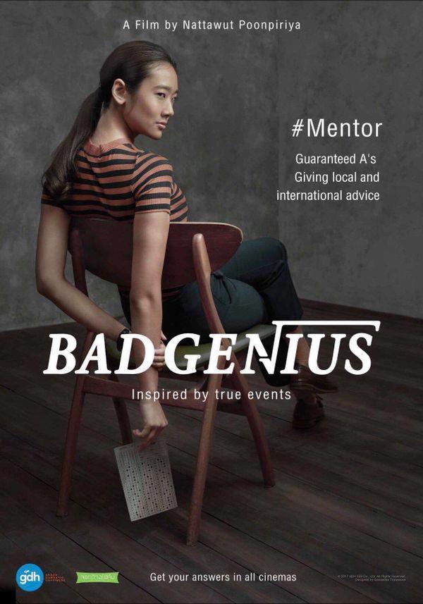 """HOT: Phim điện ảnh Thái Lan """"Bad Genius"""" sẽ được Hollywood remake (8)"""