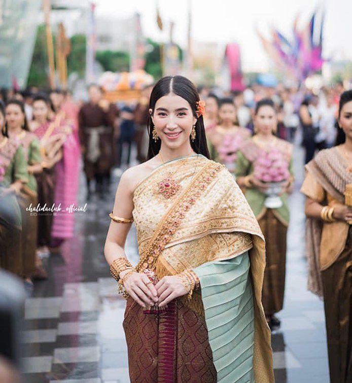 Ngắm nhăn sắc đỉnh cao của dàn mỹ nhân Tbiz khi hóa nữ thần tại Songkran 2019 (17)