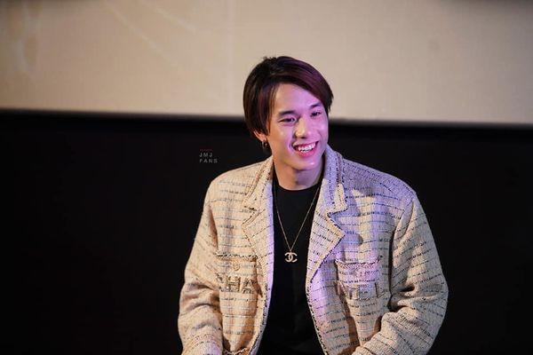 Nhìn lại 5 năm gắn bó của diễn viên ca sĩ James Teeradon với Nadao Bangkok (9)