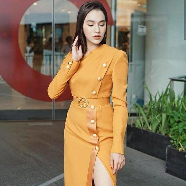 Nữ diễn viên Yard Yardthip tái hợp chị đẹp Ploy Chermarn trong Raeng Tian (7)