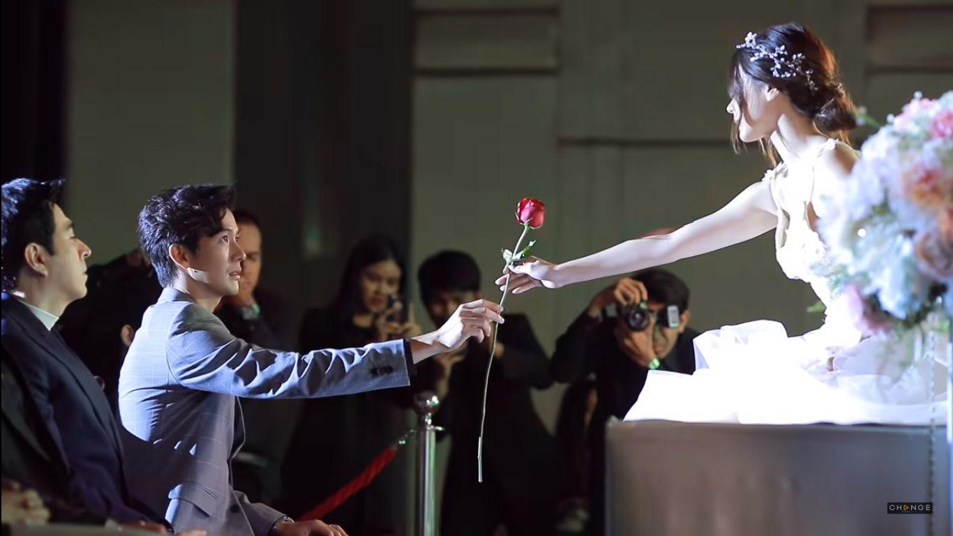 Phim Chiếc lá bay của Baifern Pimchanok tung teaser vô cùng cẩu huyết (9)