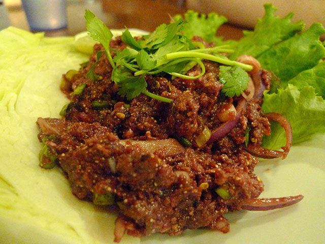 10 món ăn đường phố Thái Lan khiến du khách nhìn thấy là chạy mất dép (3)