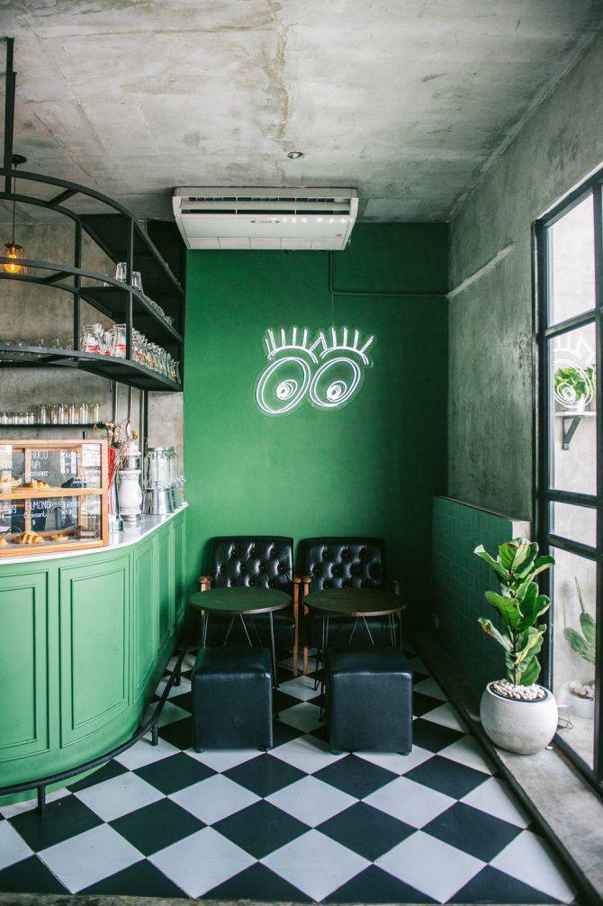 """Loạt quán cafe """"mới xịn xò"""" bạn nên ghé chân khi tới Bangkok Thái Lan (21)"""