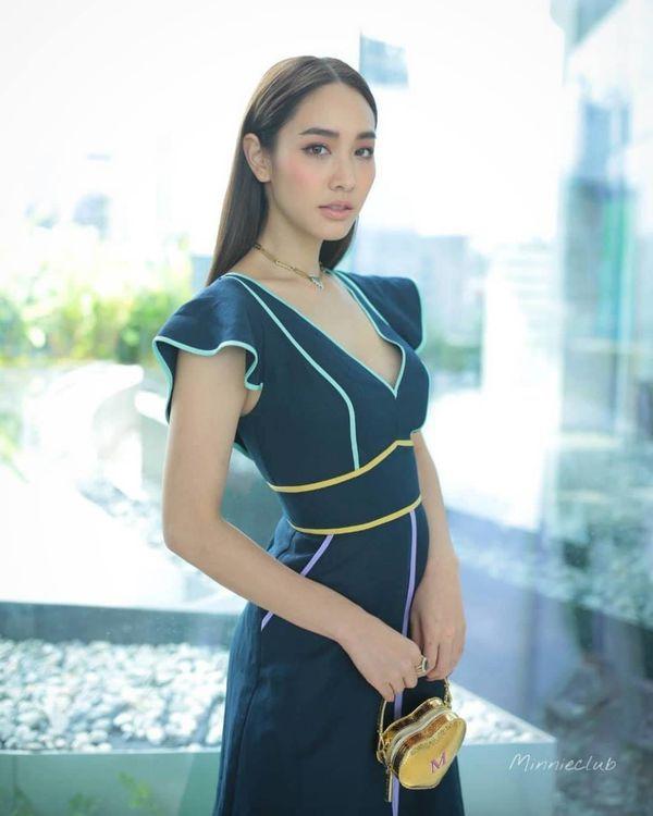 Mick Thongraya lần đầu đóng cặp cùng Min Pechaya trong phim Sapai Import (9)