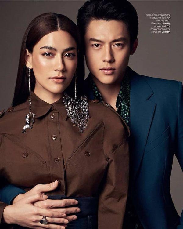 Những bộ phim truyền hình Thái hay nhất của Mark Prin và Kimmy Kimberley (1)