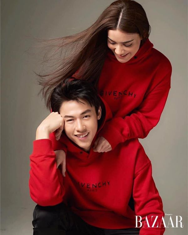 Những bộ phim truyền hình Thái hay nhất của Mark Prin và Kimmy Kimberley (2)