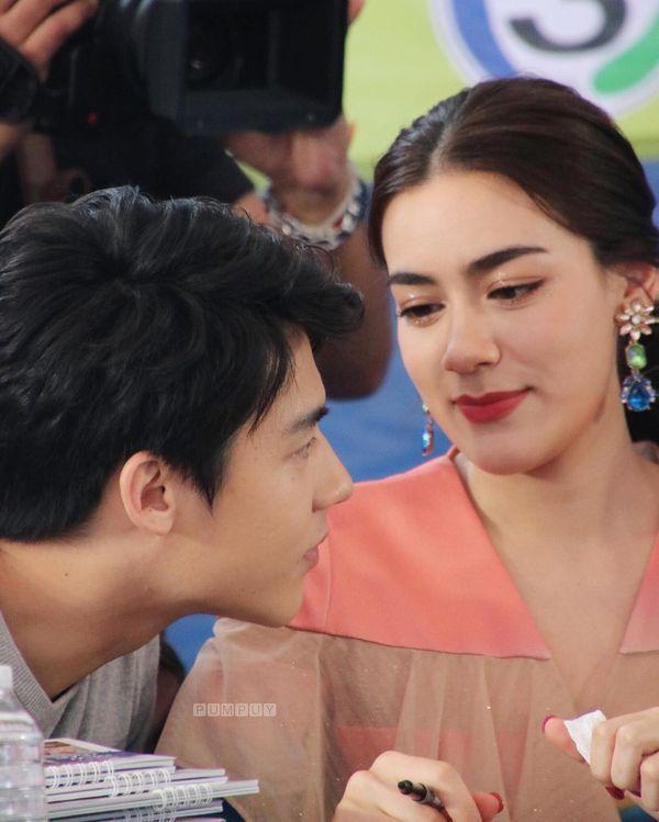 Những bộ phim truyền hình Thái hay nhất của Mark Prin và Kimmy Kimberley (3)