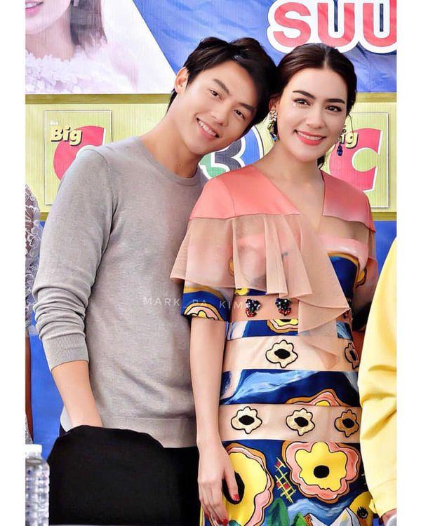 Những bộ phim truyền hình Thái hay nhất của Mark Prin và Kimmy Kimberley (5)