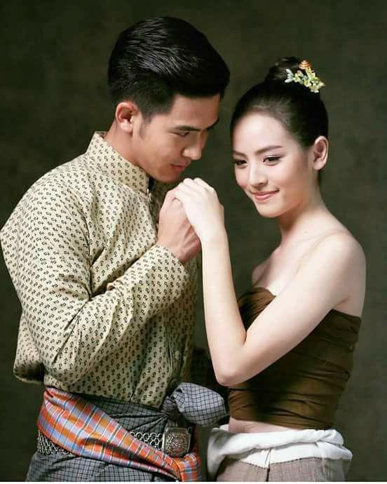 Lửa giấu nến: Phim cổ trang xuyên không Thái về chuyện tình tay ba (6)