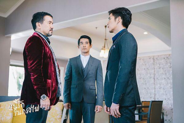 Phim Nợ tình trong lồng lửa Thái Lan gây sốt với chàng mafia cực soái (18)