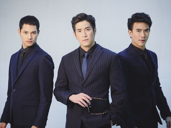 Phim Nợ tình trong lồng lửa Thái Lan gây sốt với chàng mafia cực soái (3)