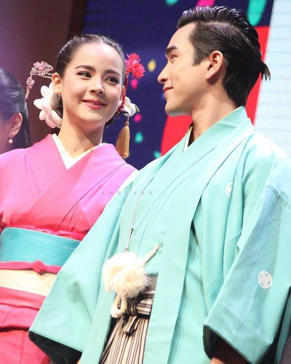 Yaya Urassaya & Nadech Kugimiya tái hợp trong phim mới 'Lai Ginary' (1)