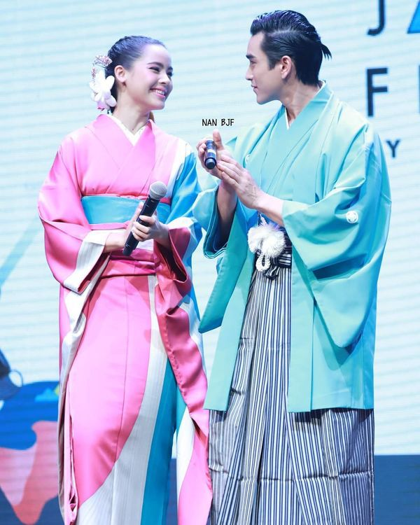 Yaya Urassaya & Nadech Kugimiya tái hợp trong phim mới 'Lai Ginary' (2)