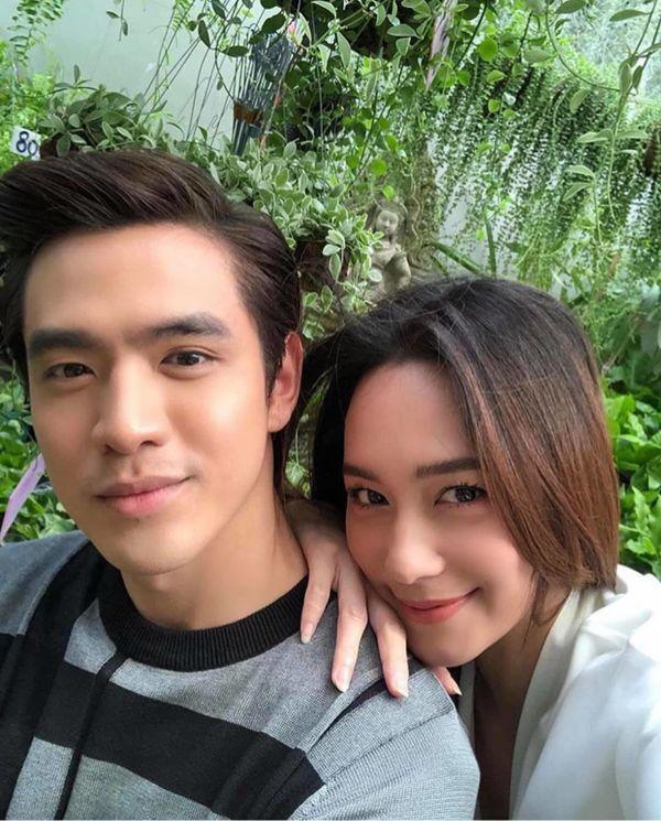 """Film Thanapat tái hợp Bee Namthip trong bộ """"Tôi là Kim Sam Soon"""" remake (1)"""