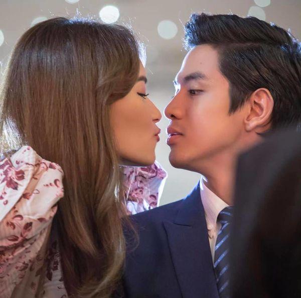 """Film Thanapat tái hợp Bee Namthip trong bộ """"Tôi là Kim Sam Soon"""" remake (7)"""