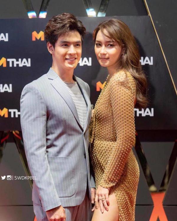 """Film Thanapat tái hợp Bee Namthip trong bộ """"Tôi là Kim Sam Soon"""" remake (8)"""