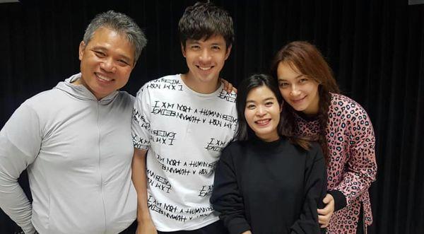 """Film Thanapat tái hợp Bee Namthip trong bộ """"Tôi là Kim Sam Soon"""" remake (9)"""