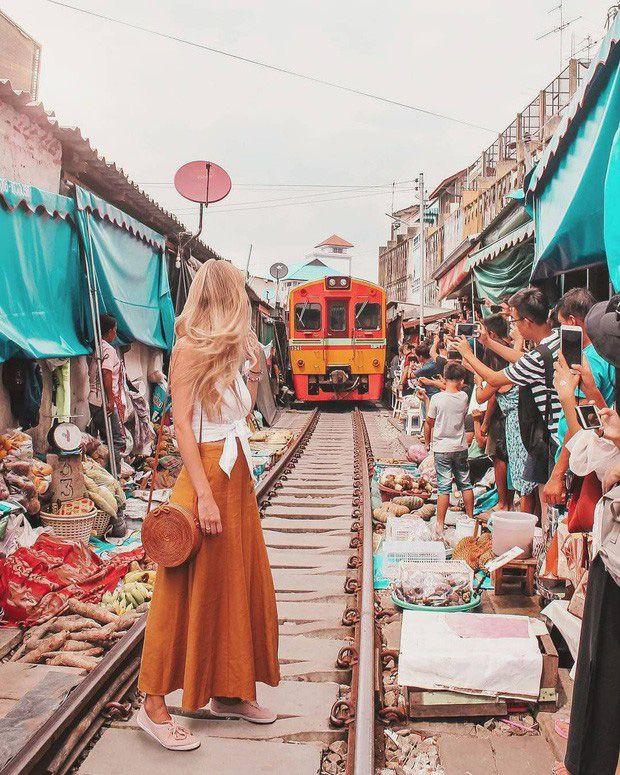 """20 điều khiến du khách """"mắt chữ O mồm chữ A"""" khi đi du lịch Thái Lan (1)"""