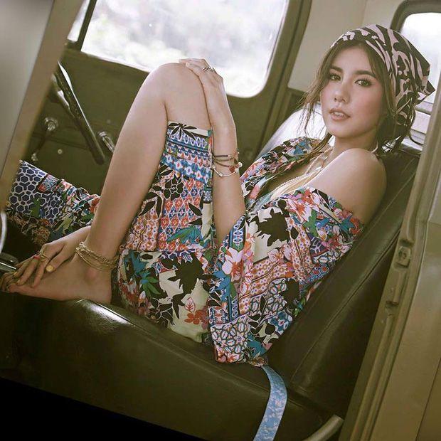 Profile Esther Supreeleela: Từ hot girl đóng phim lên đời nữ chính (1)
