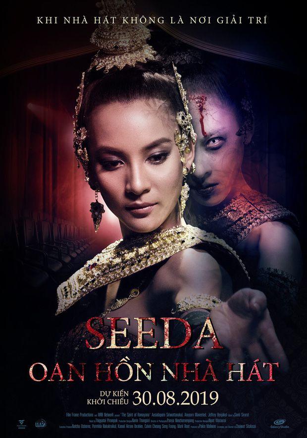 Seeda: Oan Hồn Nhà Hát tung trailer đáng sợ & ám ảnh đến kinh hoàng (1)