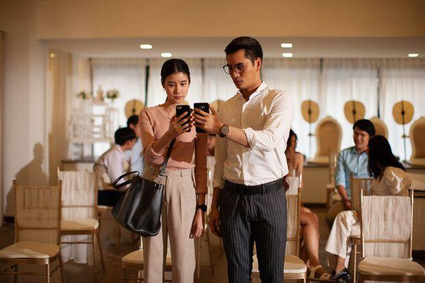 Thách Yêu 2 Năm: Bộ phim tình cảm hài hước mới lạ tung trailer hấp dẫn (1)