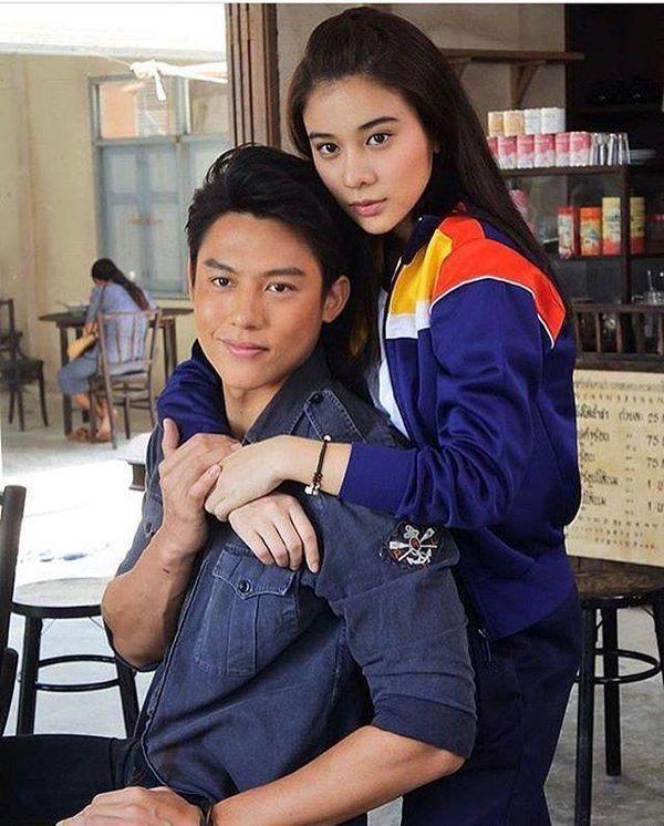 Thrab Fah Mee Tawan: Phim mới của Mark Prin & Kao Supassara (5)