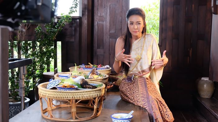 Định mệnh ánh trăng: Phim mới đang HOT của đài Ch3 Thái Lan (11)