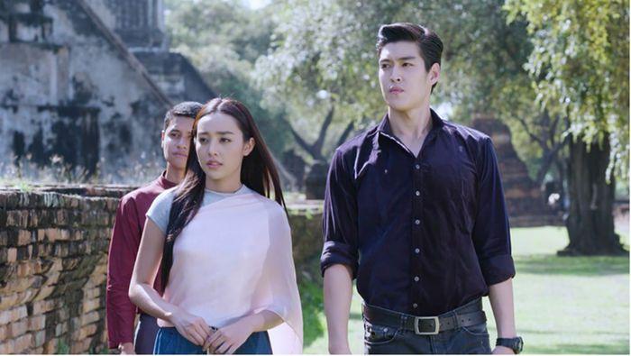 Định mệnh ánh trăng: Phim mới đang HOT của đài Ch3 Thái Lan (17)