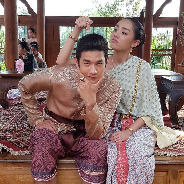 Định mệnh ánh trăng: Phim mới đang HOT của đài Ch3 Thái Lan (3)