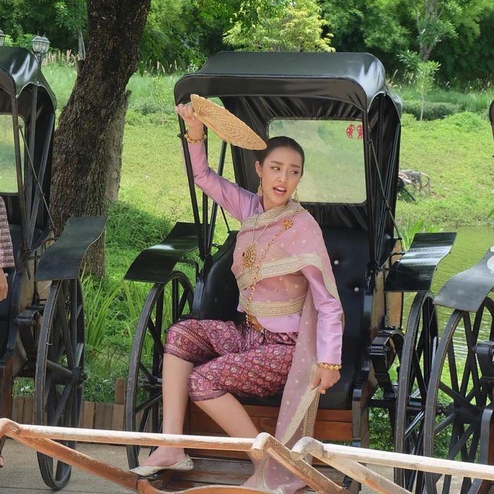 Định mệnh ánh trăng: Phim mới đang HOT của đài Ch3 Thái Lan (6)