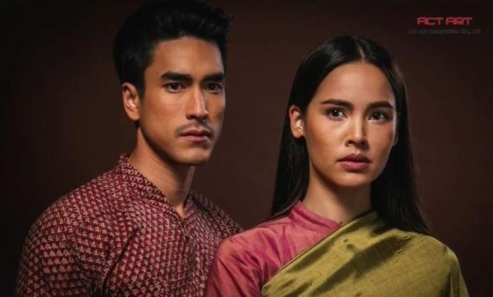 Hé lộ tạo hình các nhân vật và nội dung phim Lai Kinaree Thái Lan (2)