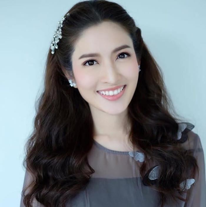 Nữ diễn viên Aff Taksaorn tái xuất màn ảnh nhỏ sau cuộc hôn nhân tan vỡ (1)