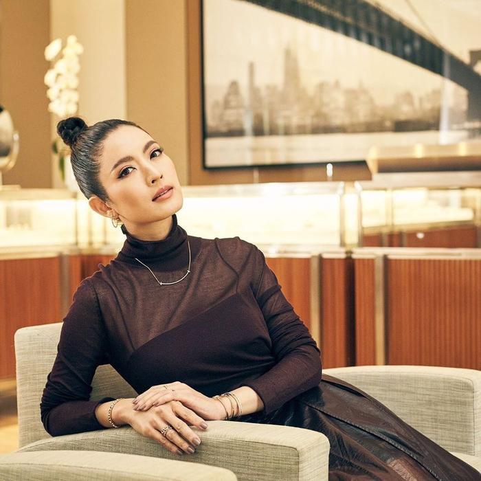 Nữ diễn viên Aff Taksaorn tái xuất màn ảnh nhỏ sau cuộc hôn nhân tan vỡ (7)