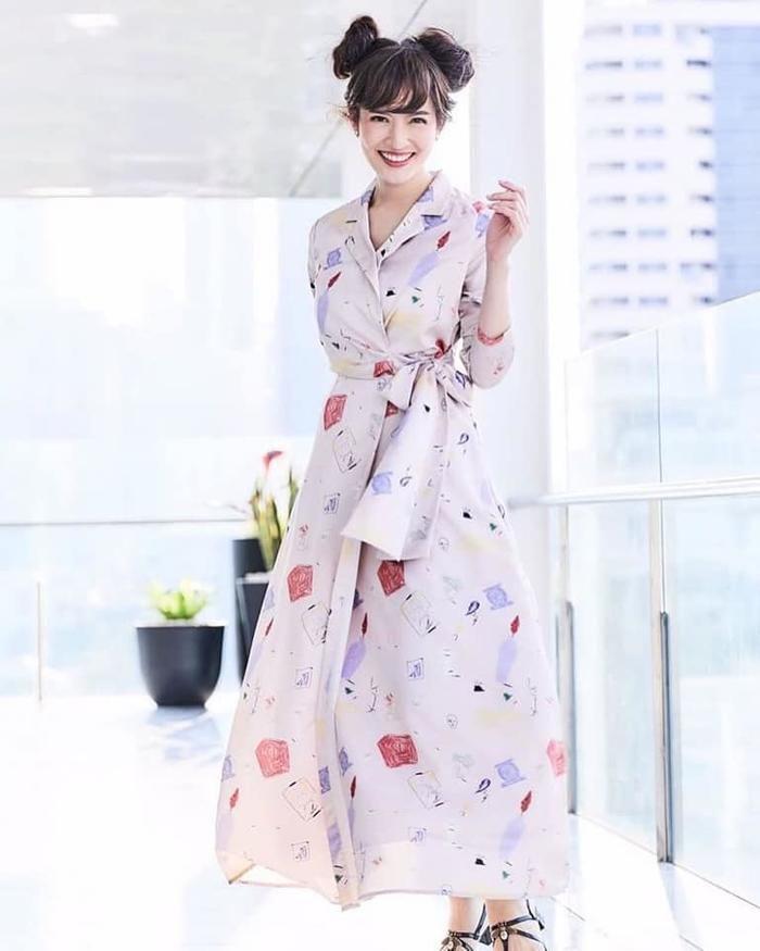 Nữ diễn viên Aff Taksaorn tái xuất màn ảnh nhỏ sau cuộc hôn nhân tan vỡ (8)