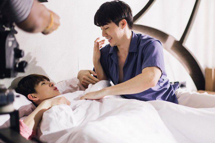 Phim đam mỹ Why R U The Series khiến hủ nữ chết mê dù chưa lên sóng (15)