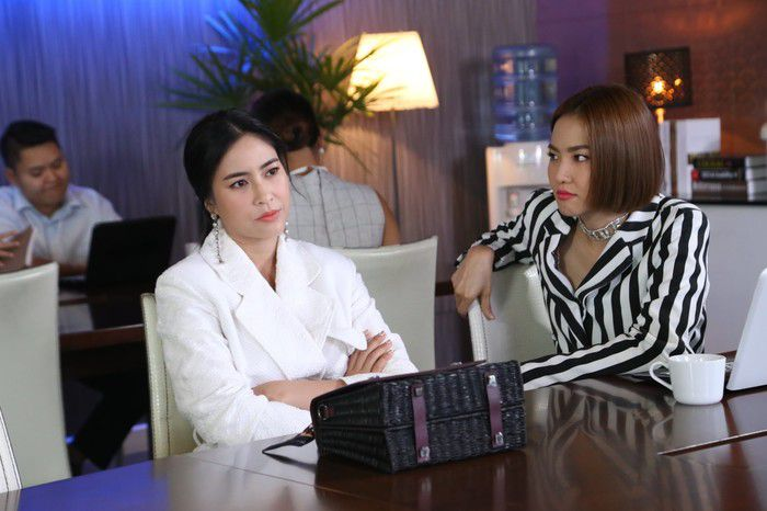 Phim Lửa yêu lửa hận Thái Lan tung loạt drama đánh ghen thả thính (13)