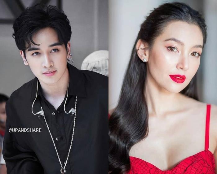 Chiêu bài mới của phim Thái: Đàn chị gạo cội đóng cặp với nam diễn viên đàn em (1)