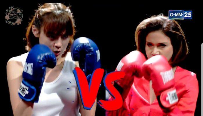 Phim Nàng dâu TKO Thái Lan: Cuộc chiến giữa mẹ chồng và nàng dâu võ sĩ (4)