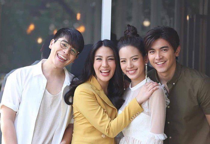Top 10 phim truyền hình Thái của đài CH3 có rating cao nhất tập cuối (9)