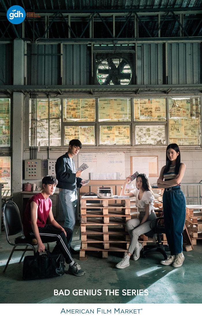 Và đây là 4 phim Thái của GDH lên sóng cuối năm 2019 đầu năm 2020 (2)